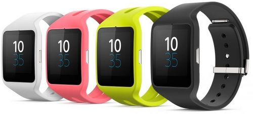 Смартчасы Sony SmartWatch 3