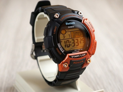 Casio Bluetooth Sports Gear STB 1000