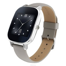 купить часы Asus ZenWatch 2 WI502Q leather