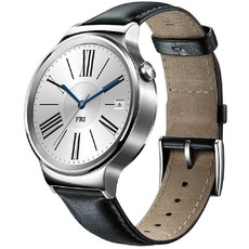 купить часы Huawei Watch Silver Band Leather